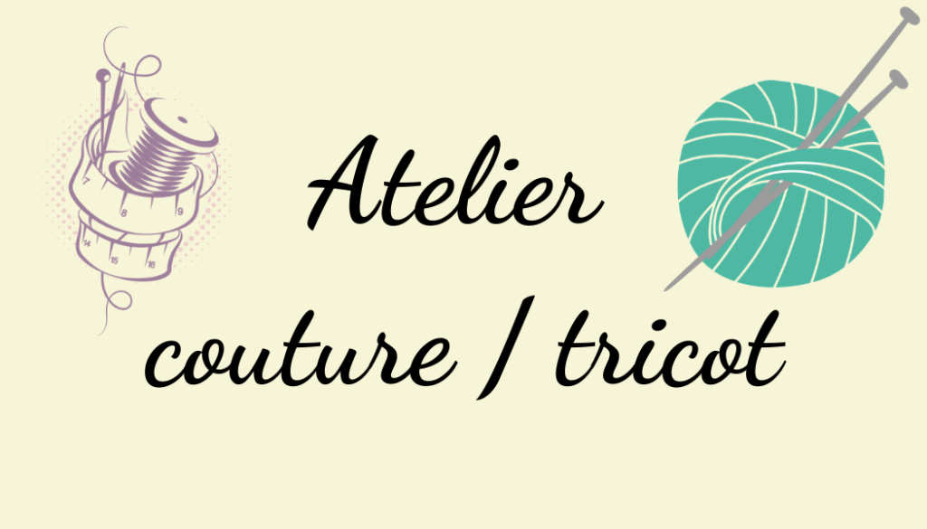 atelier couture-tricot